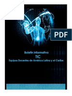 Boletin Informativo TIC- EDO Enero 2019
