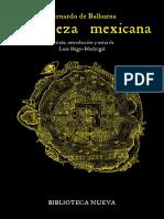 Balbuena Grandeza Mexicana
