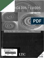 Livro - Introdução à Mecânica Dos Fluidos - 6ª Ed. - Robert W. Fox; Alan T. McDonald e Philip J. Pritchard
