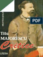 Maiorescu Titu - Critice (Tabel crono).pdf