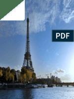 Paris . La Tour Eiffel