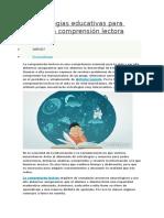 Estrategias educativas comprensión lectora.docx