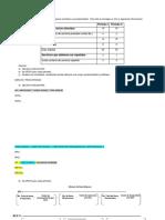 Formulario Costos de La Calidad y Productividad