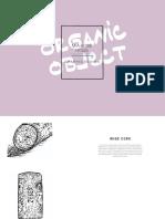 Organic object presentation