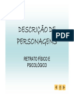 Microsoft PowerPoint - DescricaoDePersonagens [Modo de Compatibilidade]