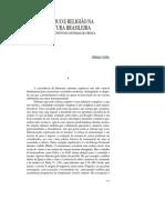 VELHO, Gilberto. Individuo e religiao (cap Projeto e Metamorfose).pdf