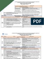 Organización v Seminario Política Económica