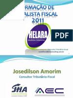 Formação de Analista Fiscal - PIS_COFINS Cumulativo e Não-Cumulativo - Modulo II