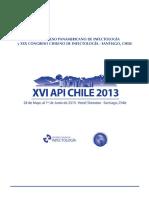 Libro Resumenes API 2013