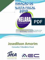 Formação de Analista Fiscal - Módulo IV - Aspectos Práticos Entras e Saidas(Conflicted Copy by CASA 31.07.2012)