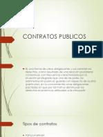 CONTRATOS PUBLICOS