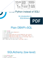 SQL Alchemy