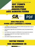 CoordinationRurale23-DP Elections 2019