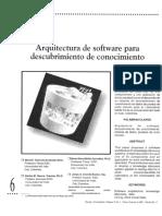 Arquitectura de Software para descubrimiento de conocimiento.pdf