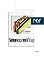 Soundproofing