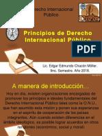 Presentación Principios de Derecho Internacional Público