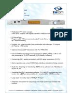 FM2TS Gateway Datasheet