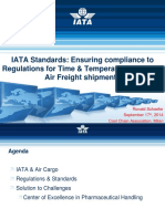 12.30 20140917 IATA Cool-Chain-Association Regulatory-standards