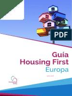 Guía Housing First Europa
