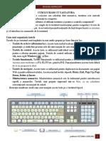 Cum Lucrăm Cu Tastatura