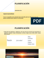 5. PLANIFICACION
