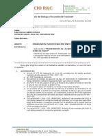 Informe Nº 012 - 2018 - Abandono de Obra
