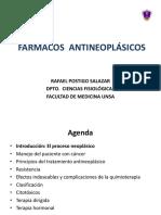 Antineoplásicos 18 Medicina
