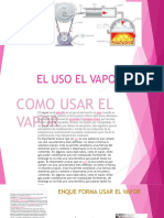 EL USO EL VAPOR.pptx