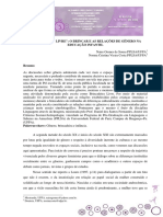 O BRINCAR E AS RELAÇÕES DE GÊNERO NA EDUCAÇÃO INFANTIL