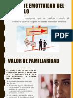 CAP VI Percepción y Comunicación Interpersonal