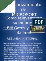 323667802 El Relanzamiento de Pptx