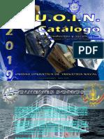 Catalogo de Productos Uoin 2019