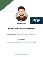 Le libéralisme - Mercantilisme et Physiocratie.pdf