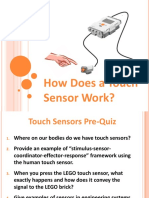 Touch Sensor Project