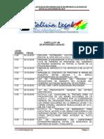 Actualización Normativa al 06 de Enero de 2019