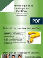 1 La Metodología de la Investigación.pptx