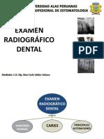 249164739 Examen Radiografico Dental Medicina II
