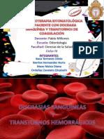 256724128 Exposicion Discrasias Sanguineas Farmaco 2