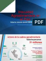 Inocuidad Cajamarca 2018 01