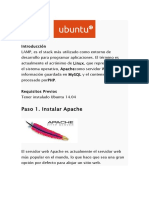 Instalar Lamp en Ubuntu