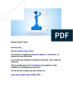 Investments Test Bank and Solution Manual