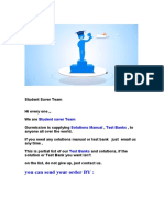 Human Resource Test Bank and Solution Manual
