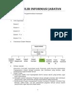 Formulir Informasi JFU Pengad. Kesiswaan