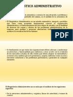 4. Diagnostico Administrativo