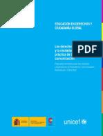 Artículo, Unicef Educa Derechos Infancia Ciencias Comunicacion