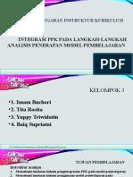 Model Pembelajaran IK