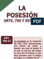 Posesion