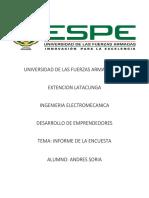 ANDRES SORIA INFORME DE LA ENCUESTA..docx