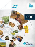 Australian Crop Annual Review 2018
