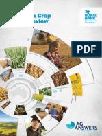 Australian Crop Annual Review 2018
